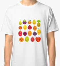 Happy Fruit Classic T-Shirt