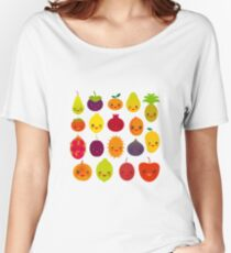 Happy Fruit Women's Relaxed Fit T-Shirt