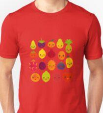Happy Fruit Unisex T-Shirt