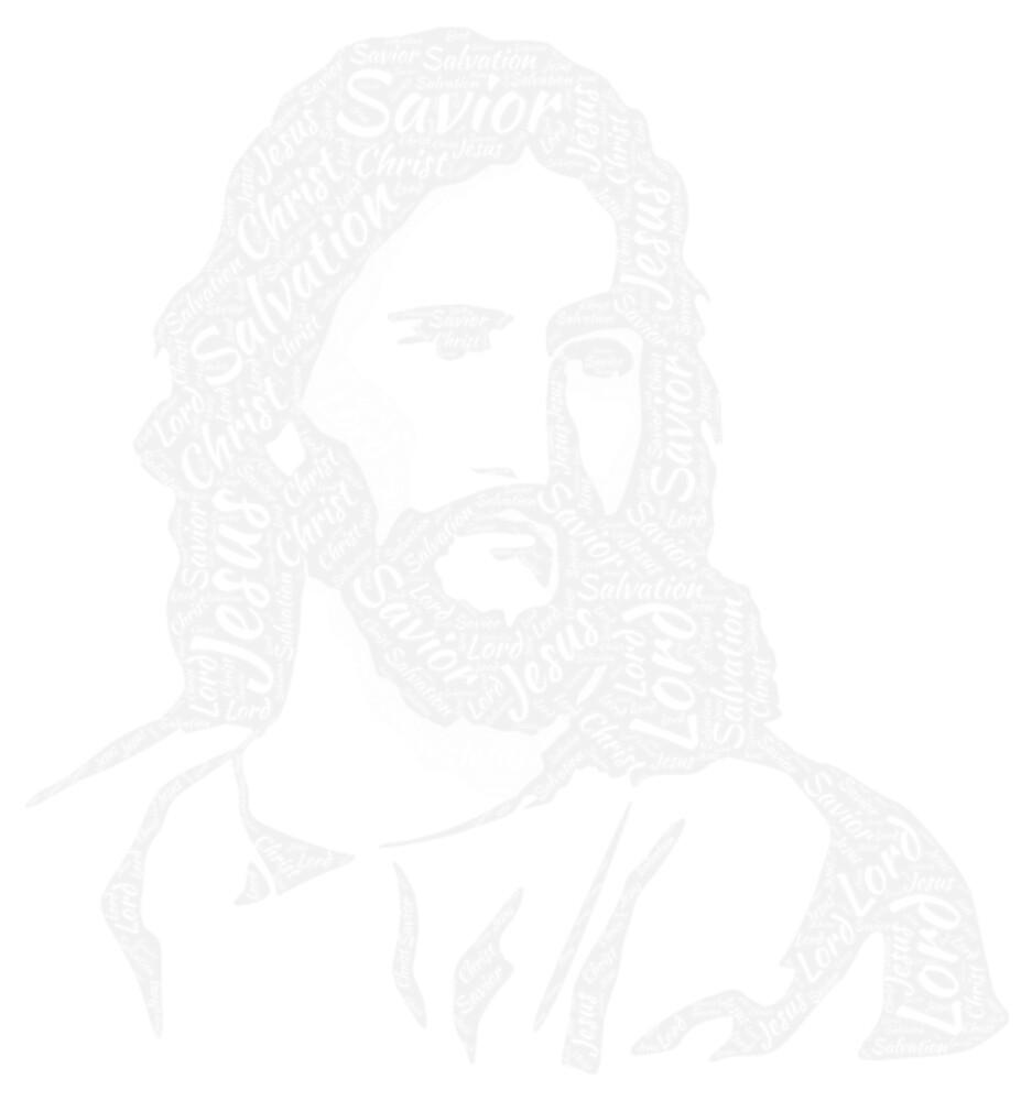 Jesus is Lord Savior T-Shirt Desgn by kiboo-designs