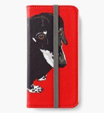 Dachshund Dog iPhone Wallet