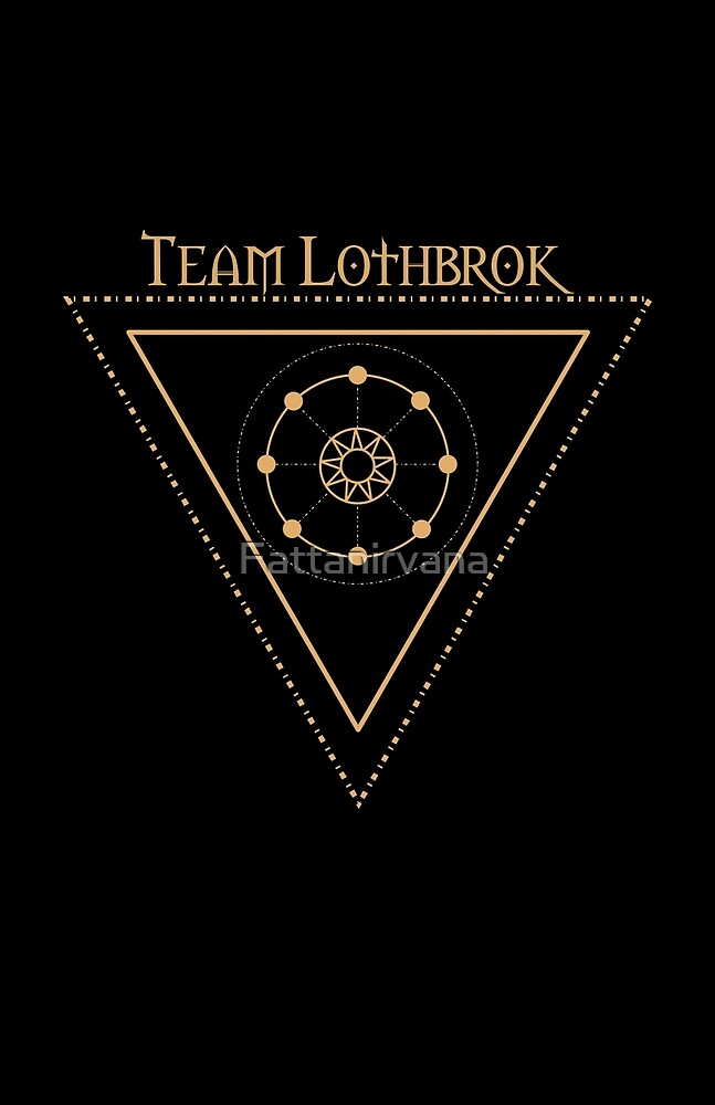Team Lothbrok and Eternal sun by Fattanirvana