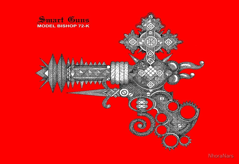 SMART GUNS: MODEL BISHOP-72-K by NhoraNars