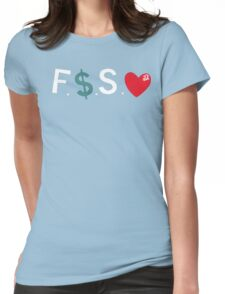 J.Cole / Fuck Money Spread Love Womens Fitted T-Shirt
