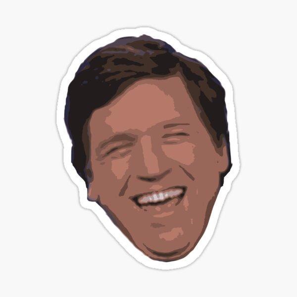 Tucker Carlson #9 Sticker