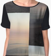 Lake Michigan Chiffon Top