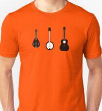The Folk Musician Unisex T-Shirt