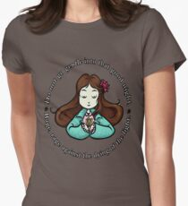 itf  tshirt Womens Fitted T-Shirt