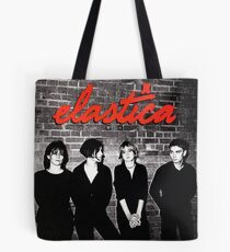 Elastica (Album Cover)  Tote Bag