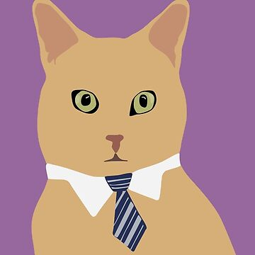 Business Cat by stinaq