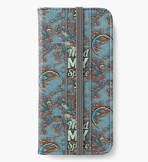 I need my space and greens iPhone Wallet/Case/Skin
