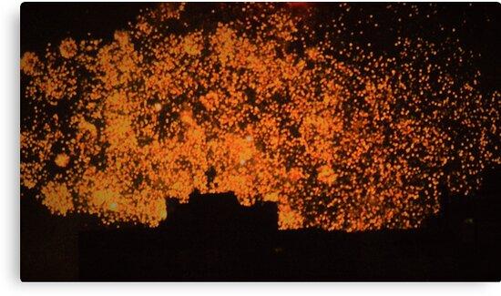 Fireworks by clockwisedream