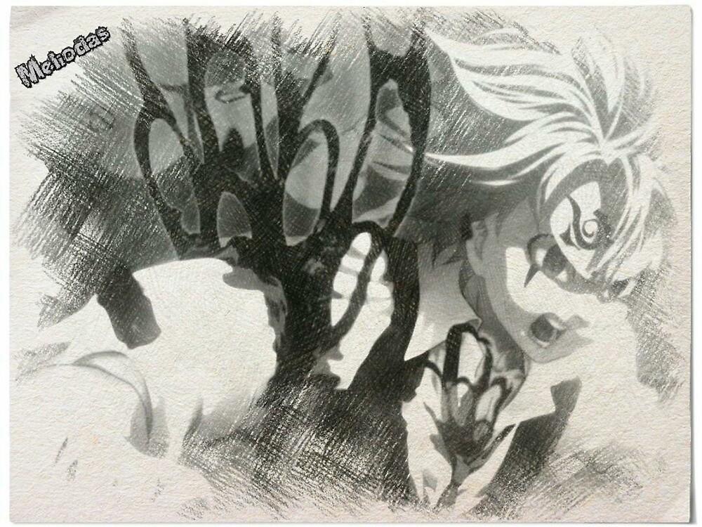 Nanatsu No Taizai - Meliodas by HADESN