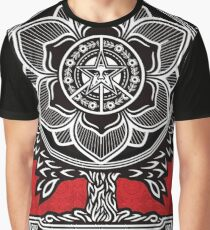 Shepard Fairey - Peace Tree Graphic T-Shirt