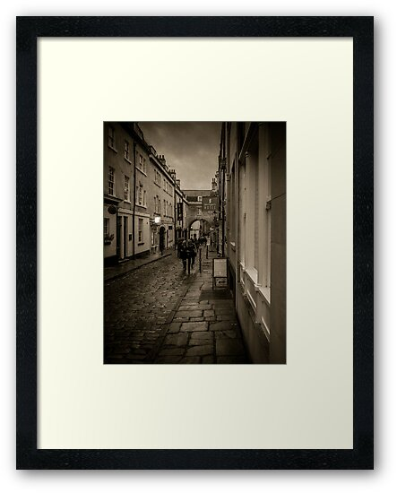 Bath Streets by mlphoto