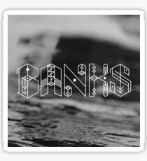 Banks Sticker