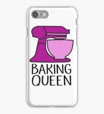 Baking Queen  iPhone Case/Skin