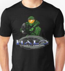 Halo Combat Evolved pixel art T-Shirt