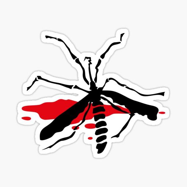 slain pestilence Sticker