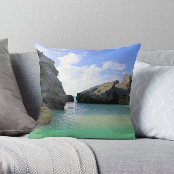 Seascape Pillows Cushions Redbubble