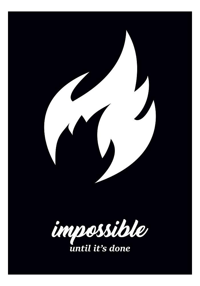 Impossible by JonasHolm