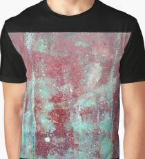 Rusty metal surface Graphic T-Shirt
