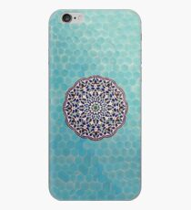Yazd Mosque Tilework. iPhone Case