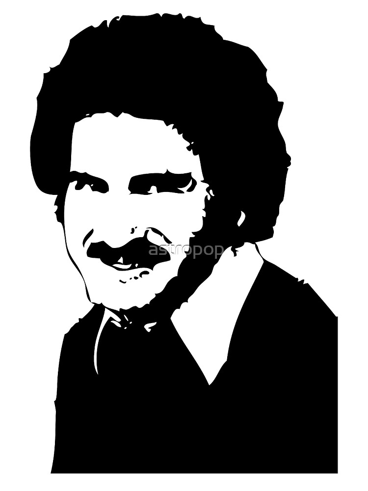 Welcome Back Kotter Gabe Kaplan by astropop