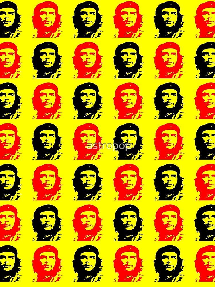 Che Guevara Pop Art Revolution by astropop