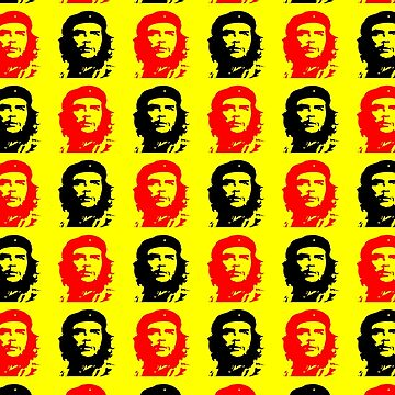 Che Guevara Pop Art Revolution by astropop