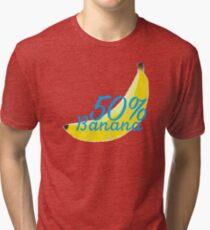 50% banana Tri-blend T-Shirt