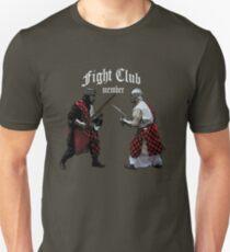 Medieval Knight Fight Club Member t-shirt T-Shirt