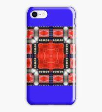 Red SUV iPhone Case/Skin