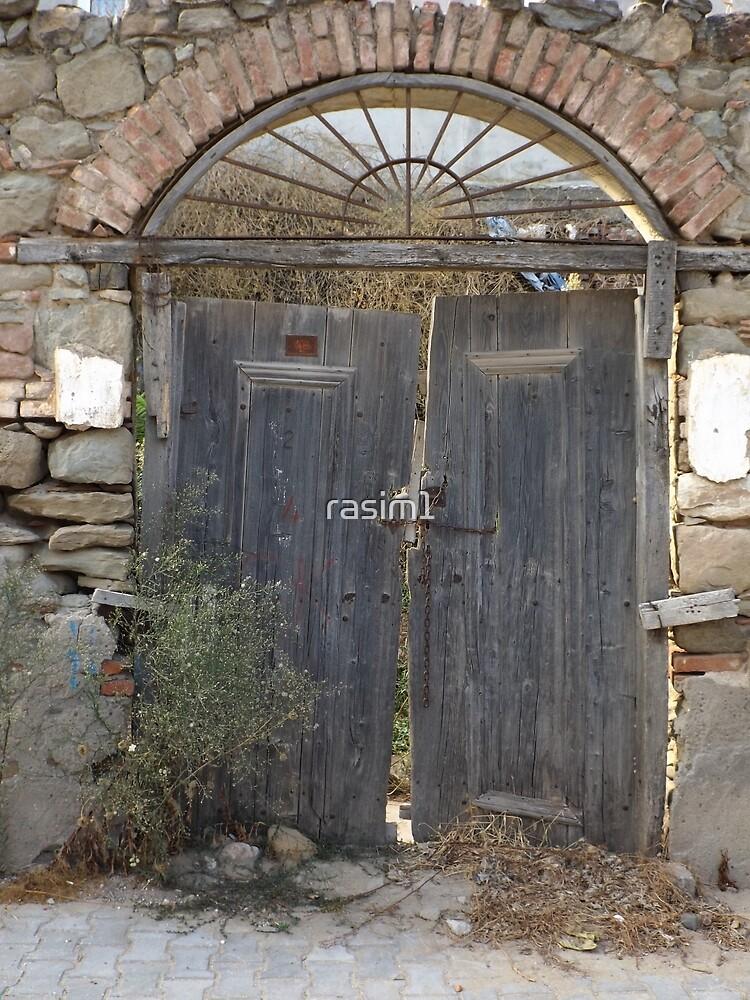 Eski kapı by rasim1