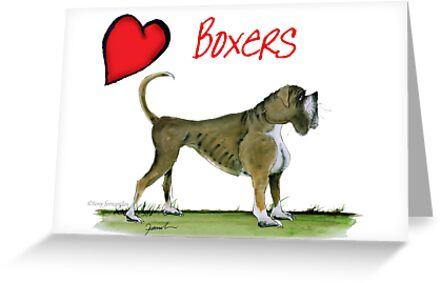 i love boxers by tony fernandes by Tony Fernandes