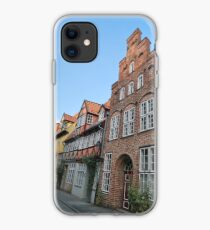 Lübeck - façade [1] iPhone Case