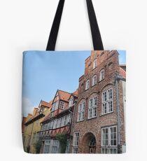 Lübeck - façade [1] Tote Bag