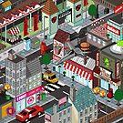 Cityscape by David Wildish