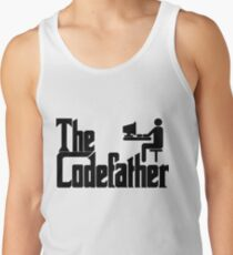 The Codefather Tank Top