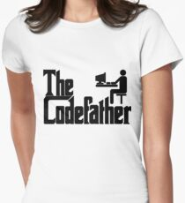 The Codefather Women's Fitted T-Shirt