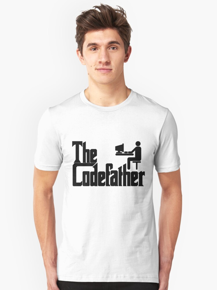 The Codefather Unisex T-Shirt Front