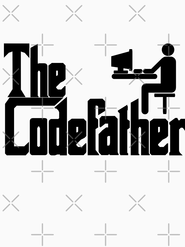 The Codefather by g3nzoshirts