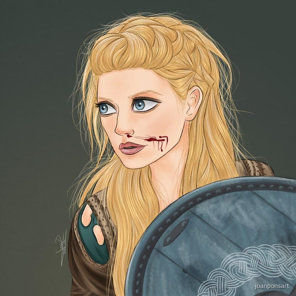 Viking by joanponsart
