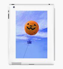 Jack O' Lantern Balloon iPad Case/Skin
