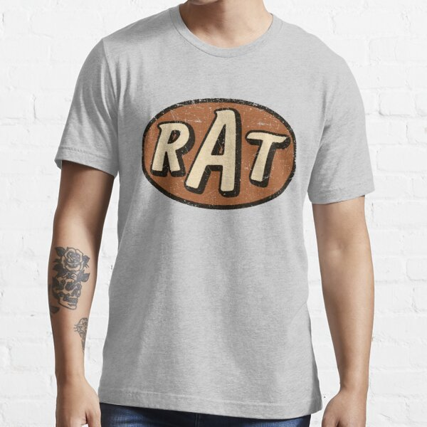 RAT - weathered/distressed Essential T-Shirt
