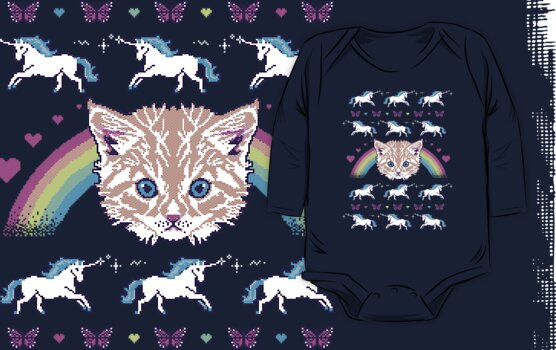 Most Meowgical Sweater by wytrab8