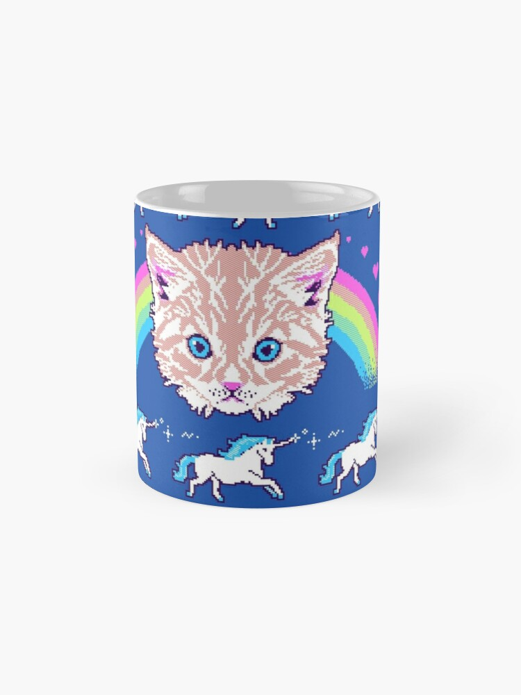 Alternate view of Most Meowgical Sweater Mug