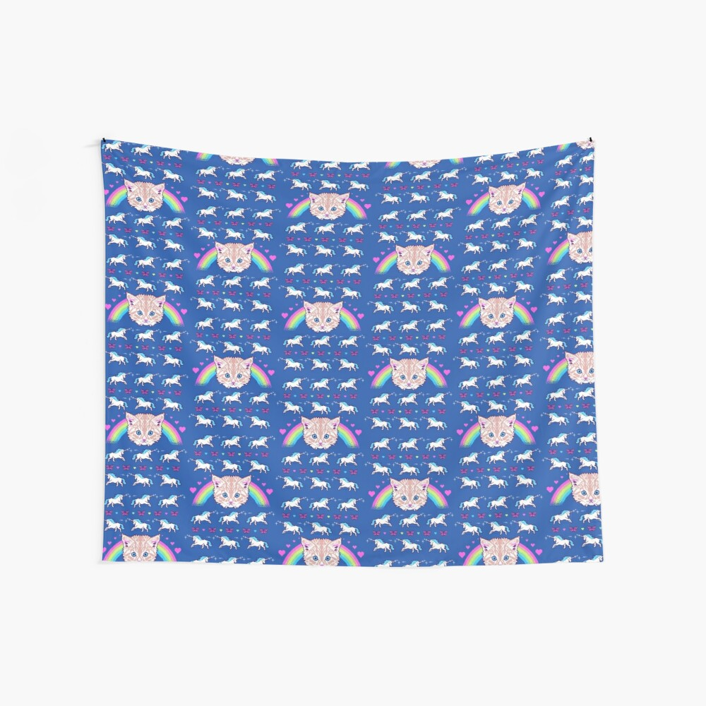 Most Meowgical Sweater Wall Tapestry