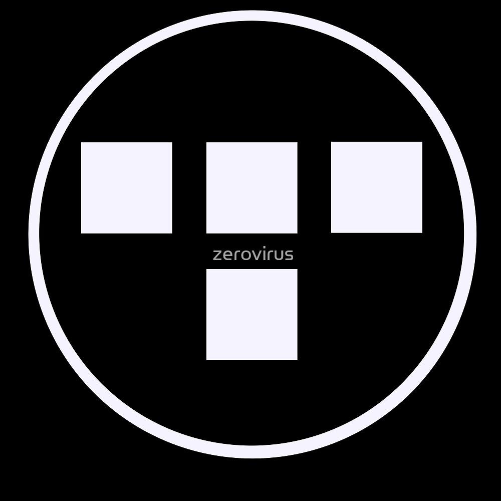 Tron Symbol by zerovirus