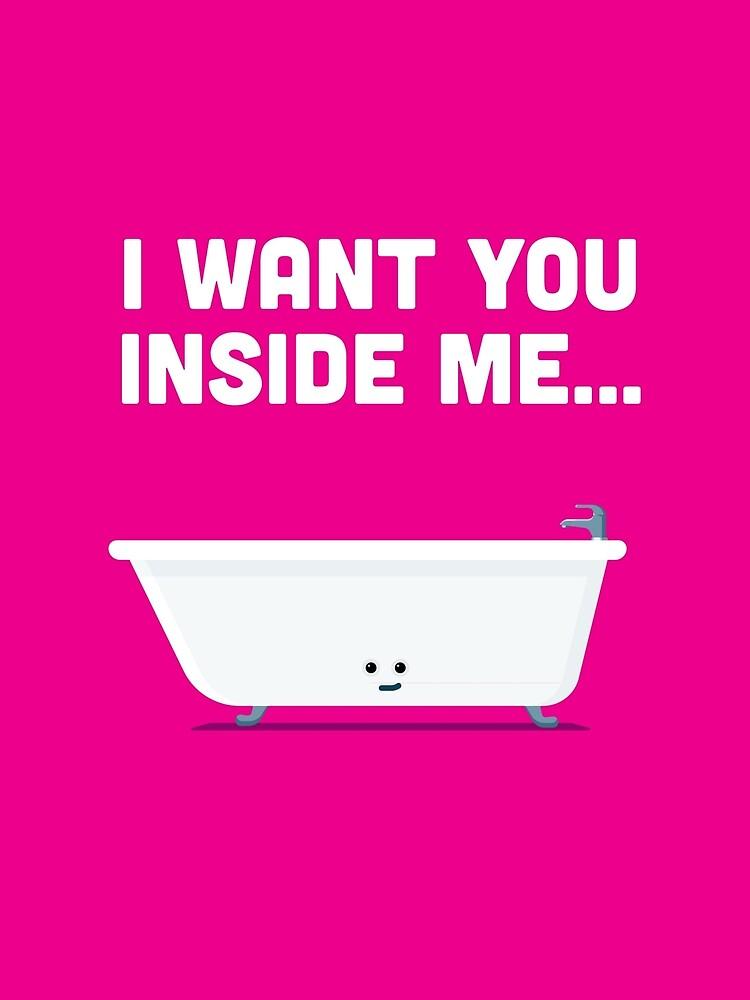 Charakter Gebäude - Valentines - Badewanne - in mir von SevenHundred